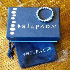 Silpada Stretch Ring